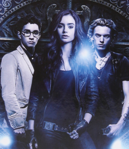 Cinta segitiga Jace-Clary-Simon. Who's your choice, Clary?