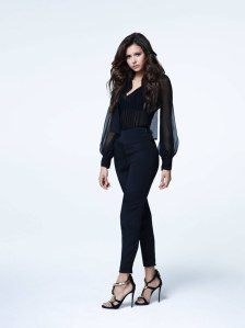 Nina Dobrev as Elena Gilbert