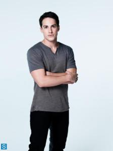 Michael Trevino as Tyler Lockwood