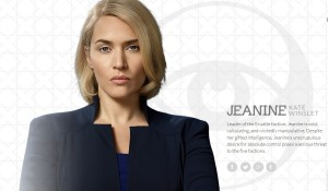 Kate Winslet as Jeanine Matthew