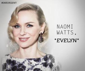 Naomi Watts as Evelyn Johnson