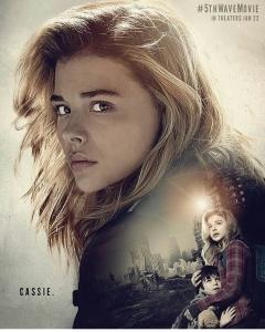 Chloë Grace Moretz as Cassie Sullivan